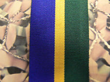 Full Size Medal Ribbon - TA Efficiency Decoration