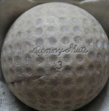 (1) DENNY SHUTE SIGNATURE LOGO GOLF BALL ( MEDALIST EXPERT CIR 1948) #3