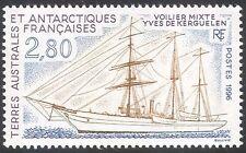 FSAT/TAAF 1996 Ships/Sailing/Transport/Boats/Nautical/Exploration 1v (n31775)