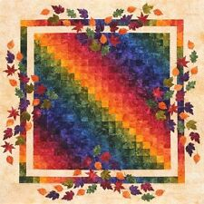 Shades of Autumn Quilt Pattern by Starr Designs-FREE US SHIPPING!