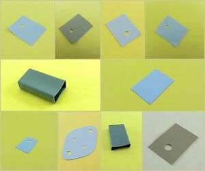 Silicone Pads TO-3PL TO-3PII TO-220 TO-247 Thermal Conduction Transistor