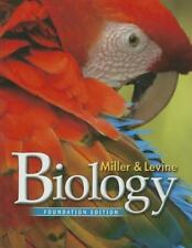 Miller and Levine Biology by Kenneth R. Miller, Joseph S. Levine and Prentice...