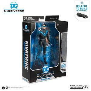 DC Multiverse NIGHTWING: Better Than Batman Action Figure Mcfarlane Toys