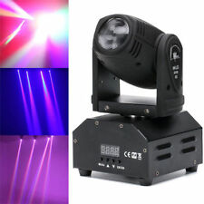50W RGBW LED Beam Moving Head Stage Light DMX512 DJ Disco Party Lighting Mini
