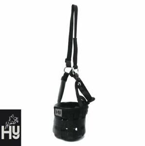 HY equestrian horse muzzle, 2 Colours , Pony Cob and Full