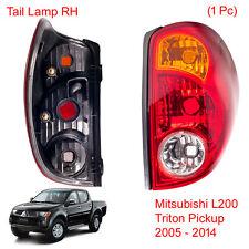 Tail Light Rear Lamp RH 1 Pc Fit Mitsubishi L200 Triton Pickup 2005 2006 - 2014