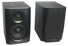 Madison MAD-4A  Active Studio Monitor SYSTEME D'ENCEINTES ACTIF 2.0 NEUF