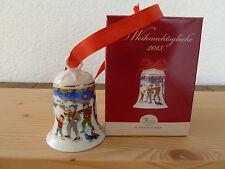 Weihnachtsschmuck Hutschenreuther »in den Bergen« Porzellanglocke 2013