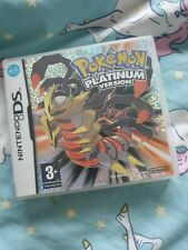 Pokemon Platinum - Nintendo DS Game