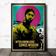 RZA Wu Tang Clan Art Poster Music Hip Hop NWA Public Enemy Snoop Dogg Eminem