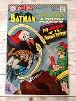 Brave And The Bold #71 FN- (1967) DC Batman Green Arrow