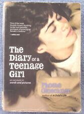 PHOEBE GLOECKNER Diary of a Teenage Gir,l Memoir Graphic Novel