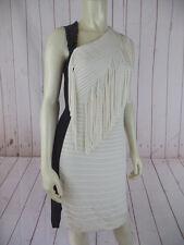 Sachin Babi Ankasa Dress 4 New $895 Anthropologie Silk Ivory Black Colorblock
