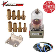 Oil Catch Can Air Filter Engine Separator With 4 Adapter For Ford Honda