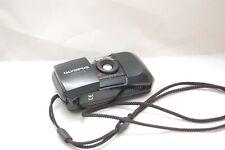 Olympus Mju  35mm Kompaktkamera - Schwarz