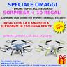 Drone SYMA X5HW FPV BAROMETRO BLOCCO ALTEZZA smartphone drone WiFi foto video HD