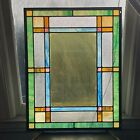 Lovely Arts & Crafts Period Stained Glass Window