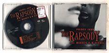 Cd PRINCE IGOR THE RAPSODY feat Warren G & Sissel Cds single singolo 6 tracks