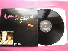 Vinyl 12* 45T / Cerrone And Laura Branigan ‎– Heart Of Me / FR 1989 / VG