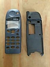 REPLACEMENT FRONT FASCIA & BACK HOUSING COVER - NOKIA 5110 5130 5146 - GREY