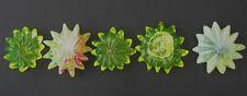 Anna gelbes Uranglas / Vaseline glass 1.Stück Briefbeschwerer Dekoration