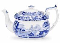 Portmeirion Spode 2.5 Pint Teapot, Blue Italian (1533006)
