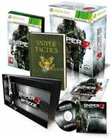 Sniper Gespenst Warrior 2 Collector's Edition XBOX360 Games Neu Saled Versiegelt