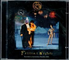 FISH ( Marillion ) Fellini Nights Live Amsterdam Paradiso 2001 *