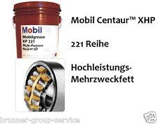 Mobilgrease XHP 221.  Hochleistungs-Mehrzweckfett.