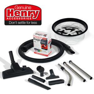 Genuine Henry Full Replacement Set: AS1 Kit, Tritex Filter (160) + HepaFlo Bags