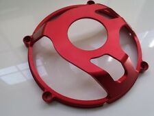 NEW EVOTECH CNC BILLET DRY CLUTCH COVER DUCATI 748 / 916 / 1098 / MONSTER +