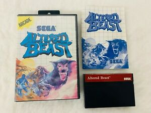 Arcade Altered Beasts Game for Sega - Excellent Condition