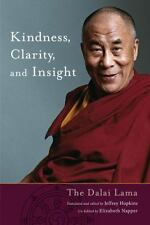 Kindness, Clarity, and Insight by Dalai Lama XIV (2013, Paperback)