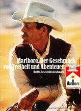 Marlboro Zigaretten - Reklame Werbeanzeige Original-Werbung 1980 (7)