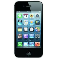 APPLE iPHONE 4 16GB / 8GB / 32GB WHITE / BLACK - UNLOCKED, EE, VODA - Smartphone