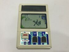 MONEY & BOMB CASIO ELECTRONIC GAME & WATCH LCD CG-20 Retro Japan used