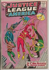 DC Comics Justice League Of America #27 May 1964 2nd Amazo F+