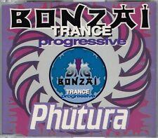PHUTURA - Gitchi-manidoo CDM 1996 - GERMANY Hard Trance VERY RARE!!!