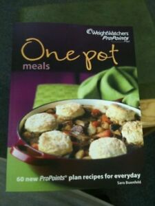 Weight Watchers One Pot Meals - Pro Points Cookbook 2011-Sue Buenfeld