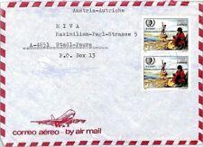 Peru *Pauza* Missionary Mail 1986 Cover MIVA Austria CATHOLICISM RELIGION CM73