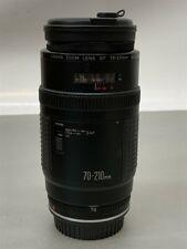 Canon Zoom Lens EF 70-210mm, 1:4 Marco 15m AF Lens