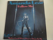 45 Tours AMANDA LEAR Follow me , mother look what they've done to me 911163