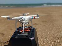 Drone DJI Phantom 1 2 3 Sport Fishing Payload Bait Dropper Attachment