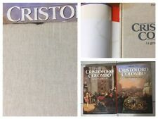 1988 - CRISTOFORO COLOMBO La genesi della grande scoperta -nr.2 Vol. P.E.Taviani