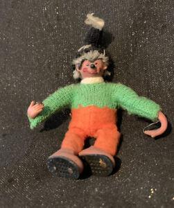 Vintage sehr alte kleine Peter Mecki  Figur Mini Mecki