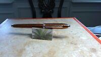 Cross Townsend Citrine Lacquer Rhodium Plated Fountain Pen XF  rhodium Nib