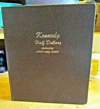 COMPLETE SET DANSCO KENNEDY HALF DOLLAR 1964 - 2012 PDSS silver proof 160 HALVES