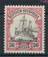 Deutsch-Ostafrika 27 mit Falz 1905 Schiff Kaiseryacht Hohenzollern (9120293