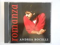 ANDREA BOCELLI : ROMANZA - [ CD ALBUM ] --> PORT GRATUIT