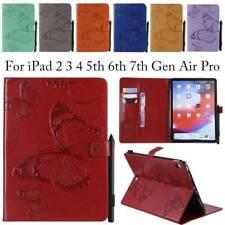 Smart Case Cover For iPad 2 3 4 5th 6th 7th Gen Air 2 3 Pro 9.7 10.5 12.9 Mini
